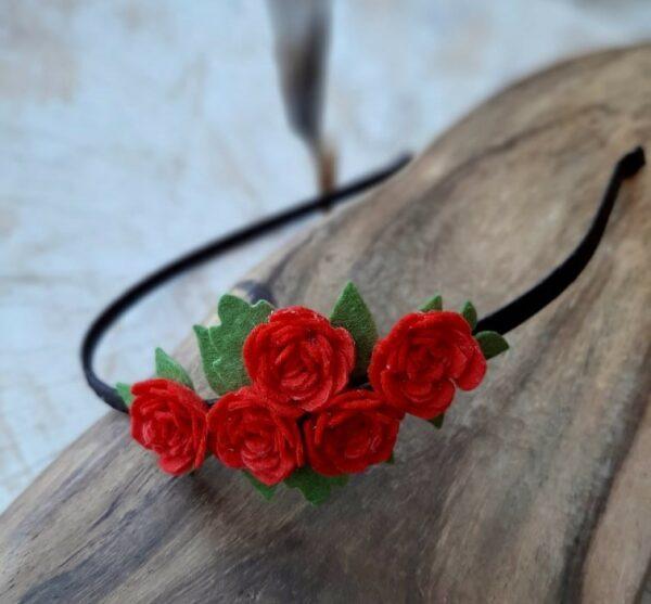 Květinkově červená